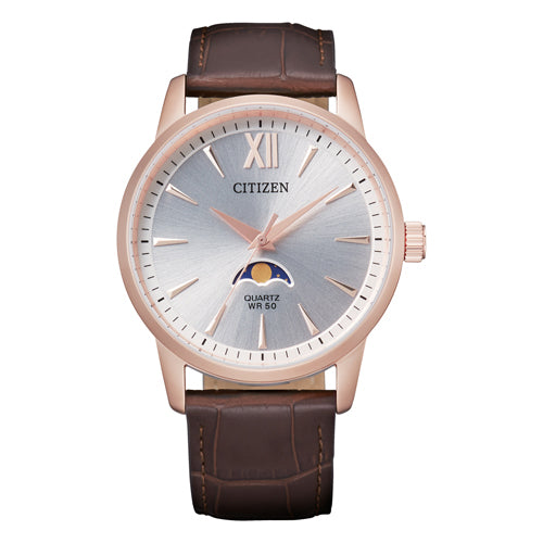 Citizen Rose Tone Moonphase Watch AK5003-05A