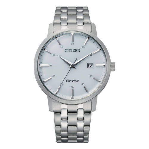 Citizen Eco-Drive Stainless Steel Watch BM7460-88H