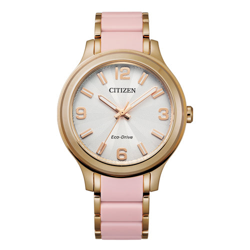 Citizen Eco-Drive Pink Watch FE7078-85A