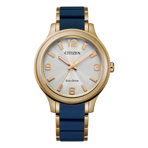 Citizen Eco-Drive Navy Blue Watch FE7078-93A