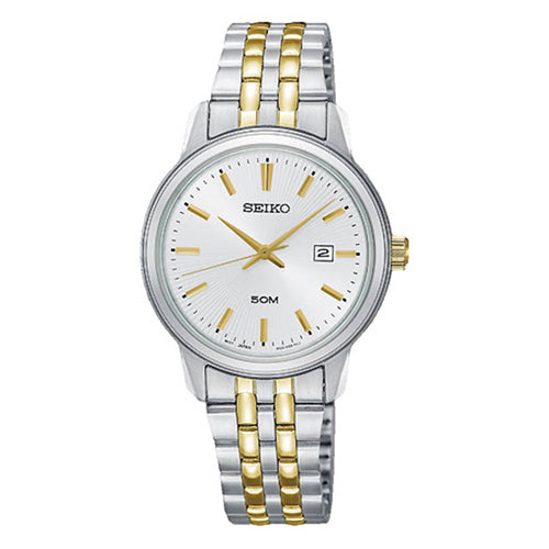 Seiko 2-Tone Watch SUR661P
