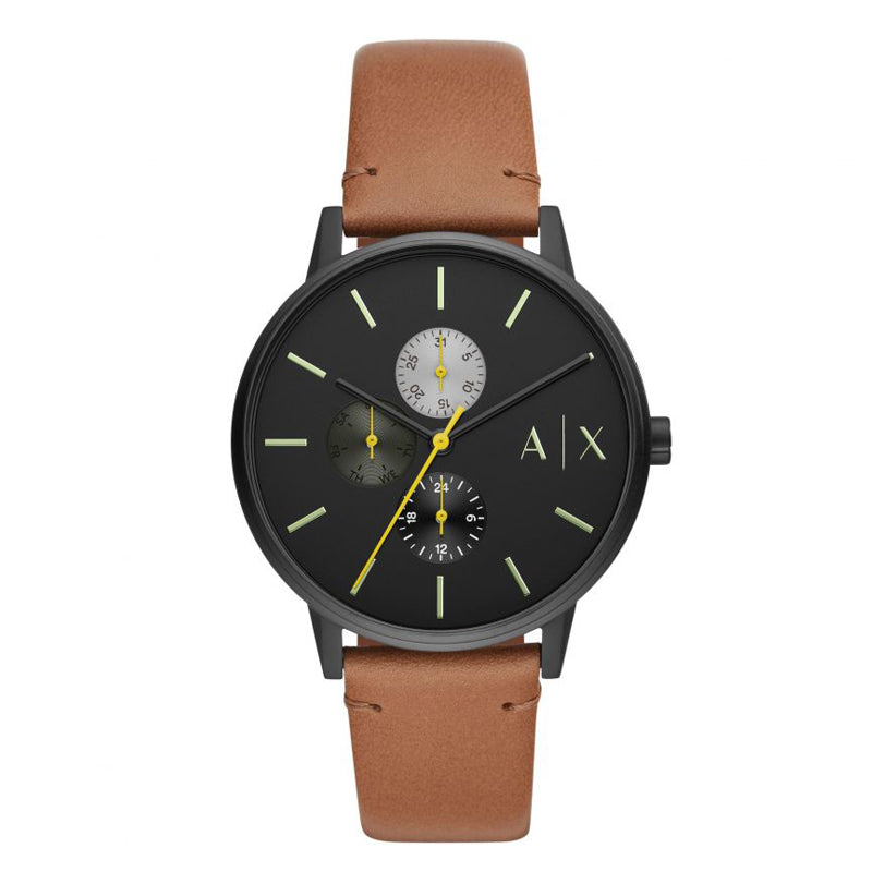 Armani Exchange 'Cayde' Multifunction Watch AX2723