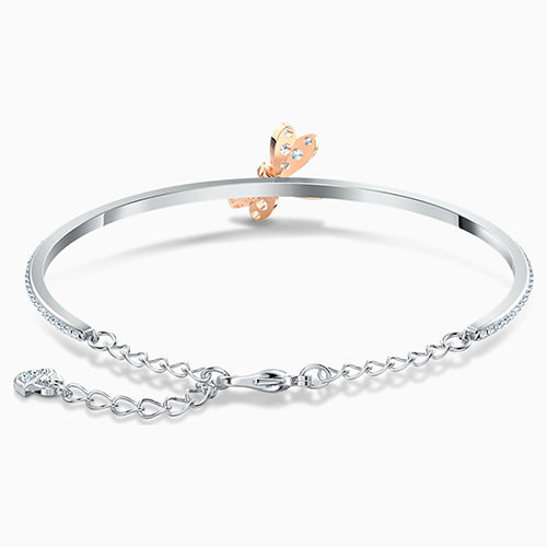 Swarovski Eternal Flower Dragonfly Bangle 5518138