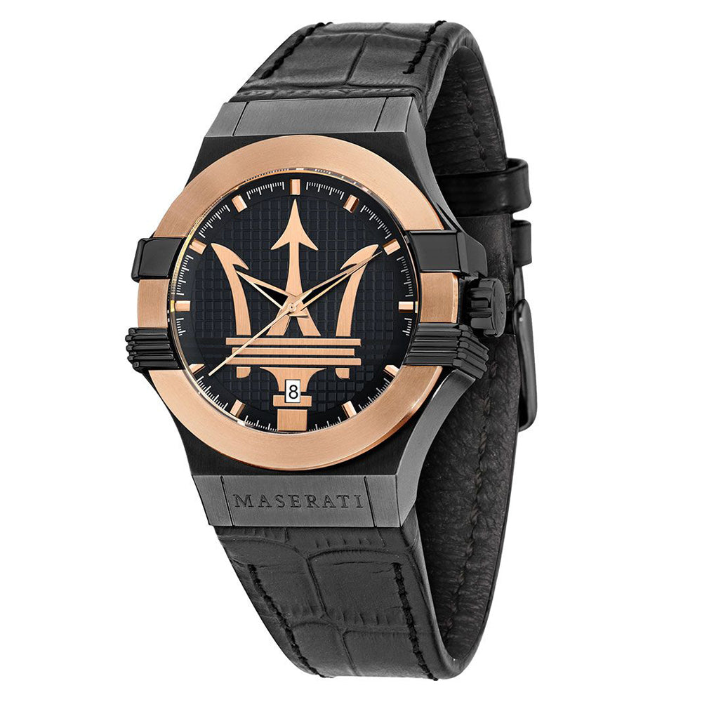Maserati 'Potenza' Automatic Watch R8851108032