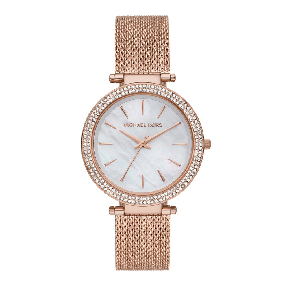Michael Kors Darci Mesh Watch MK4519