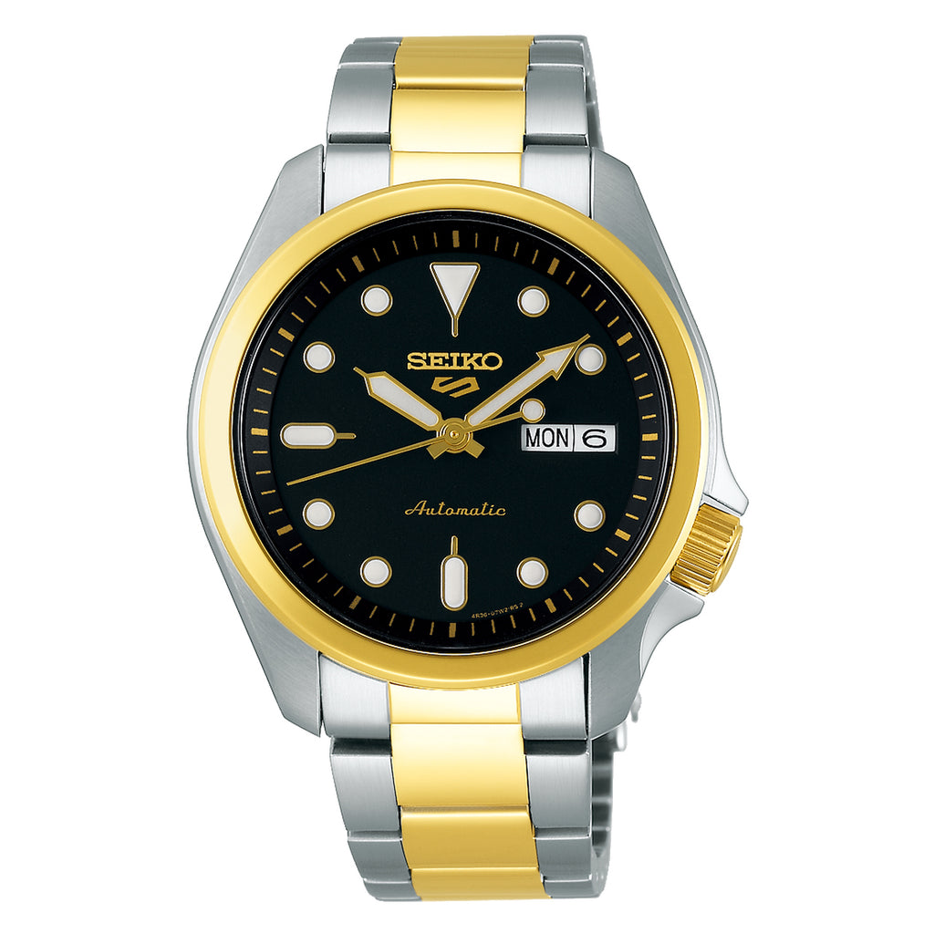 Seiko 5 Sports Automatic Watch SRPE60K