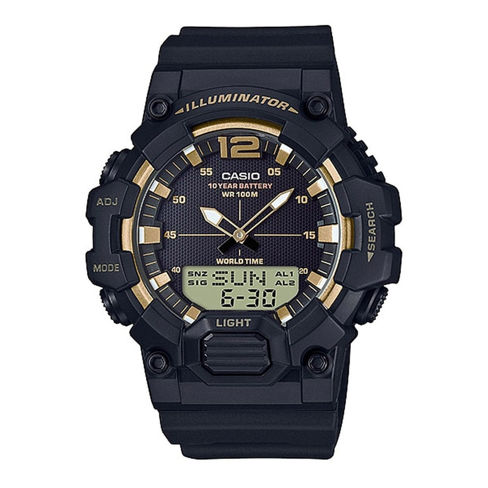 Casio World Time Solar Watch HDC700-9A