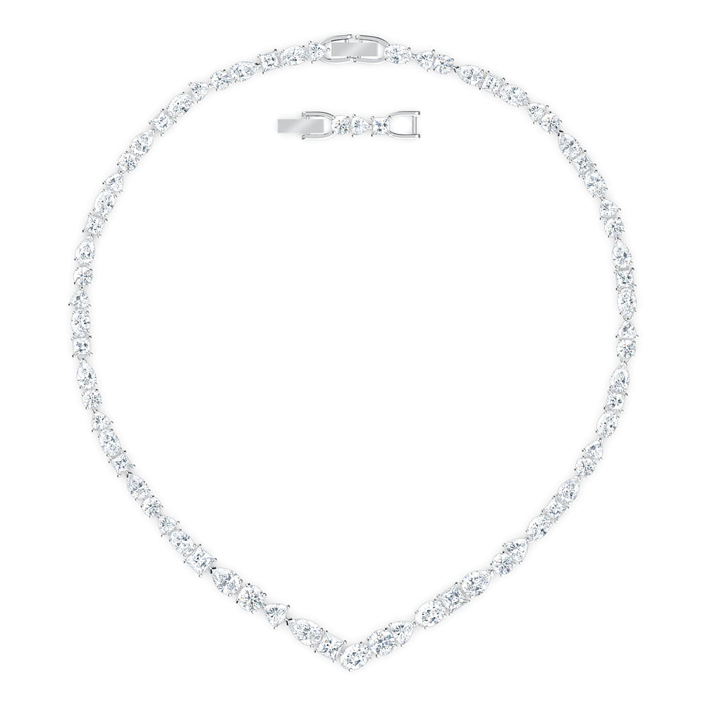 Swarovski Tennis Deluxe All Round Necklet 5556917