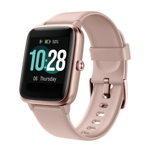Cactus 'The Blaze' Pink Smart Watch Fitness Tracker Watch CA