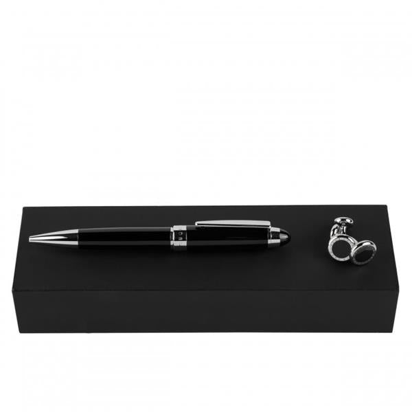 Hugo Boss 'Icon' Pen & Cufflink Set HPBM014A