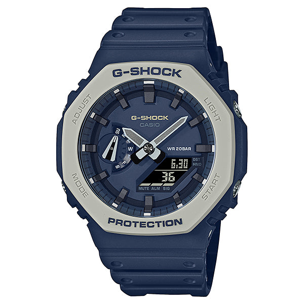 Casio G-Shock Earth Tone Navy Watch GA2110ET-2A
