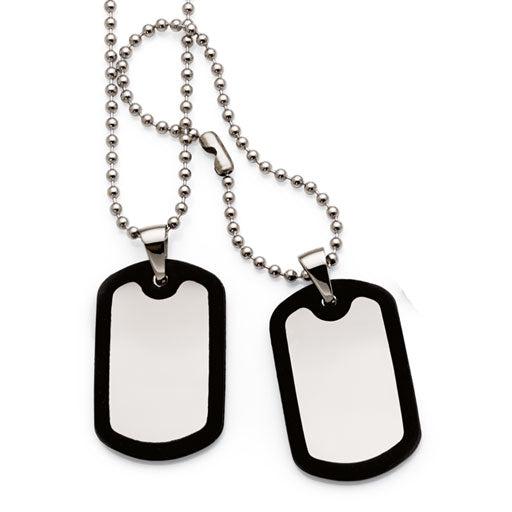 Stainless Steel ID Tags