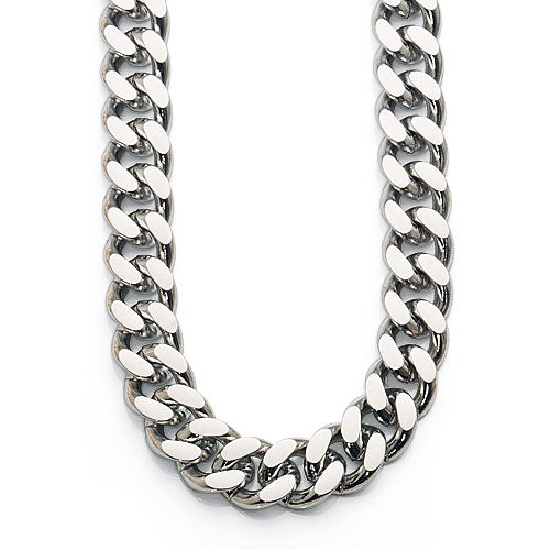 Stainless Steel 50cm Curb Chain