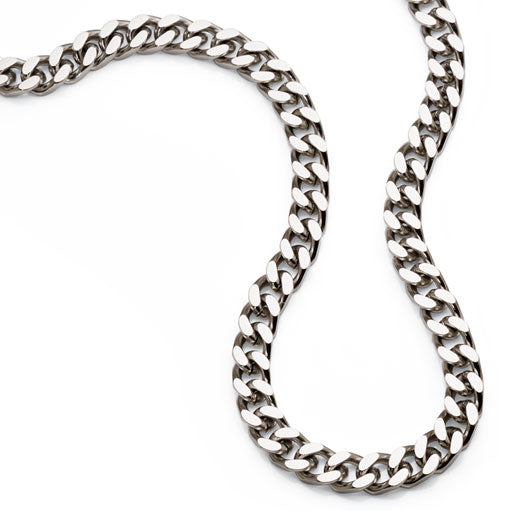 Stainless Steel 60cm Curb Chain