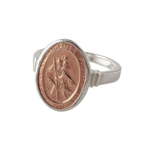 Von Treskow St Christopher Ring