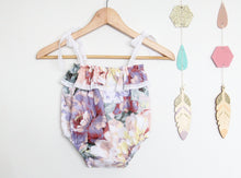 Load image into Gallery viewer, Magnolia Posy Romper