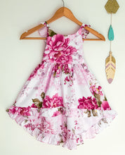 Load image into Gallery viewer, Peony Posy Dress