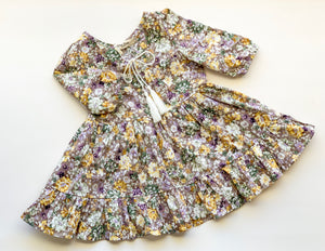 Freesia Frilly Dress