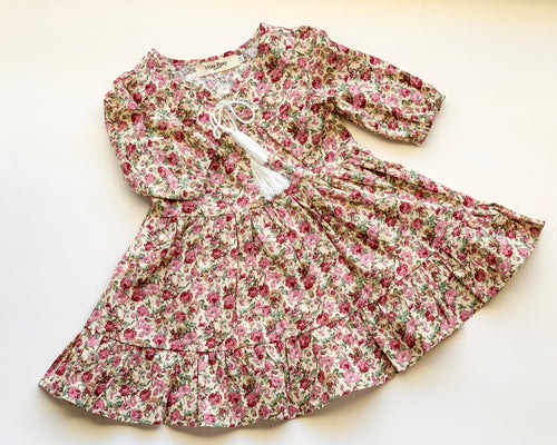 Sweet Aly Frilly Dress