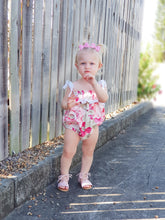 Load image into Gallery viewer, Buttercup Posy Romper