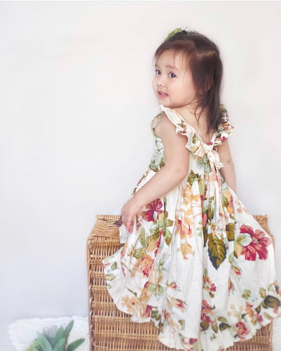 Azalea Posy Dress