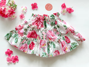 Quince Posy Skirt