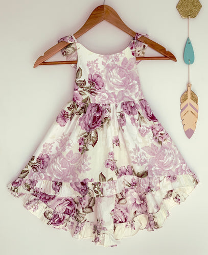 Cattleya Posy Dress