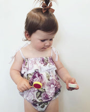 Load image into Gallery viewer, Cattleya Posy Romper