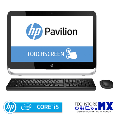 HP All-in-One Touchsmart Pavilion 23 p110la