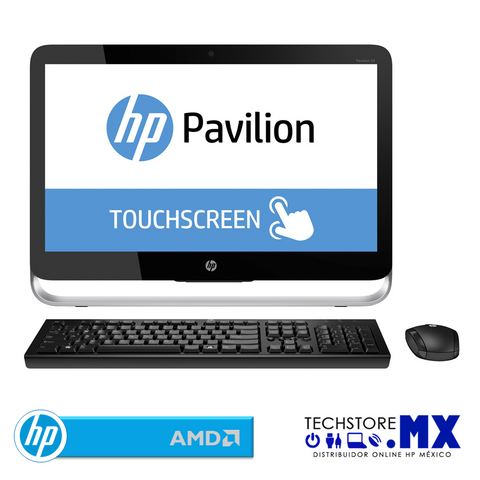 HP All-in-One Touchsmart Pavilion 23 p132la