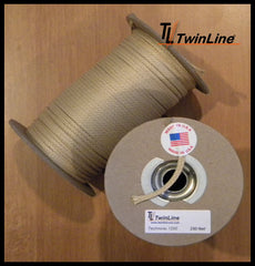 Braided Technora® 1200 - Spools