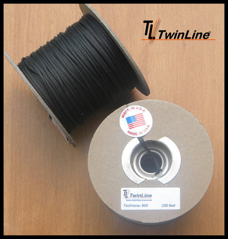 Braided Technora® 600 - Spools