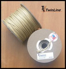 Braided Technora® 950 - Spools (NATURAL)