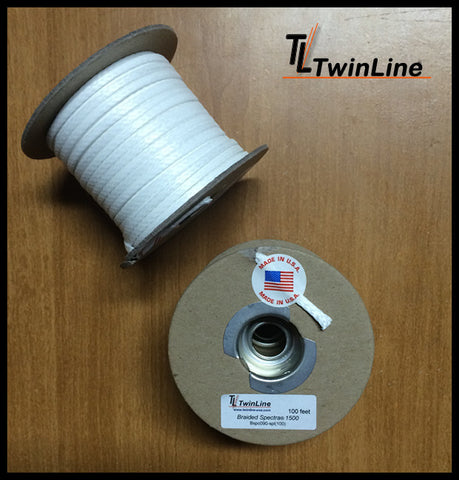 Braided Spectra® 1500 - Spools