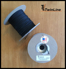 Sleeved Spectra® 250 - 250 Ft. Spools (BLACK)