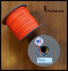 Sleeved Spectra® 325 - 250 Ft. Spools (ORANGE)