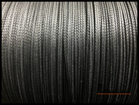 Braided Vectran® 400 - (1LB Lot) (BLACK)