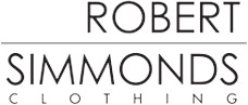 Robert Simmonds Clothing
