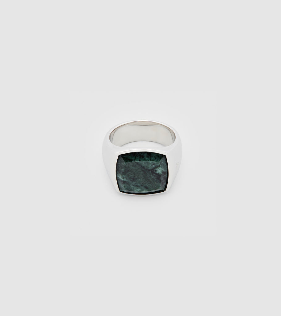 Cushion Green Marble