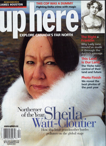 UpHere Magazine - 2005 Nov/Dec