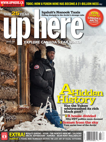 UpHere Magazine - 2009 Jan/Feb