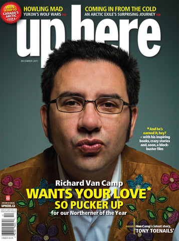 UpHere Magazine - 2011 December