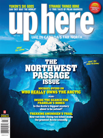 UpHere Magazine - 2012 April/May