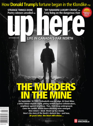UpHere Magazine - 2012 September