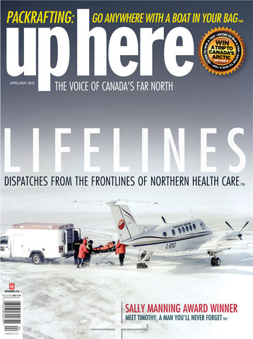 UpHere Magazine - 2018 April/May