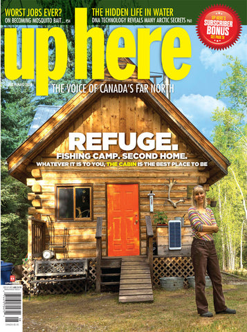 UpHere Magazine - 2018 July/August