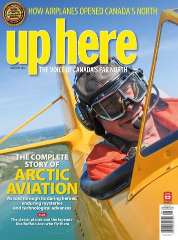 UpHere Magazine - 2016 August/September