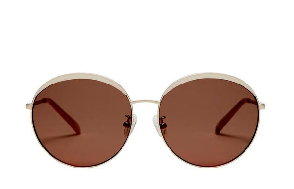 Coxa Latte Sunglasses