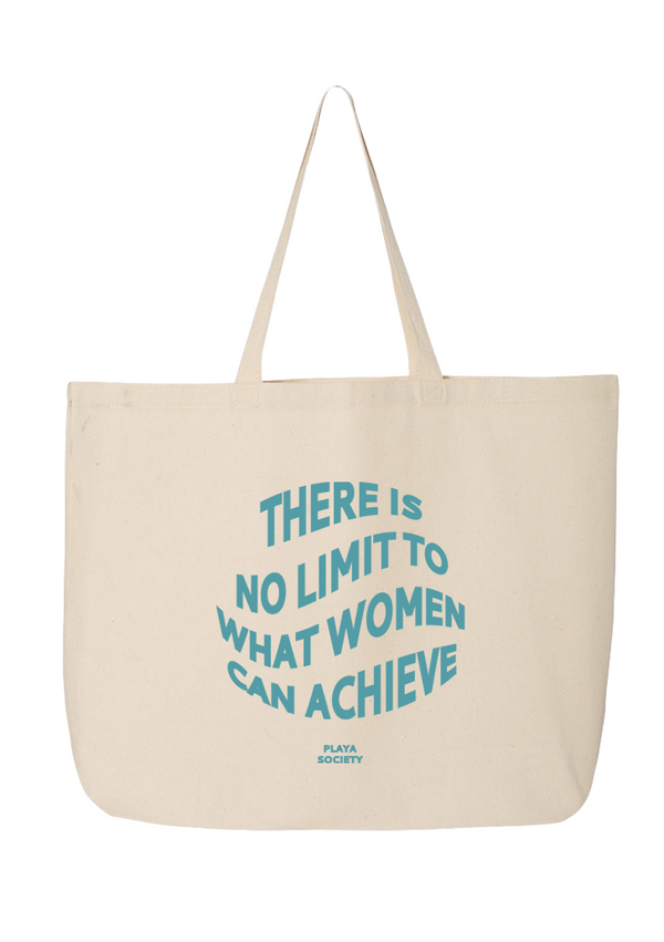 PS. There Is No Limit Tote