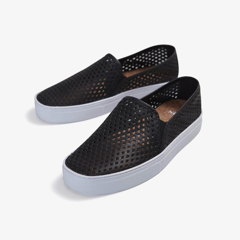 Classic Leather Slip-on-Jibs-For Now